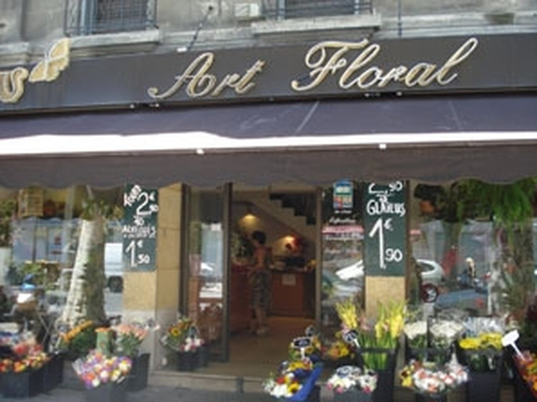 Foto del 5 de febrero de 2016 18:49, Art Foral Dany, Rue Horace Bertin, 13005 Marseille, France
