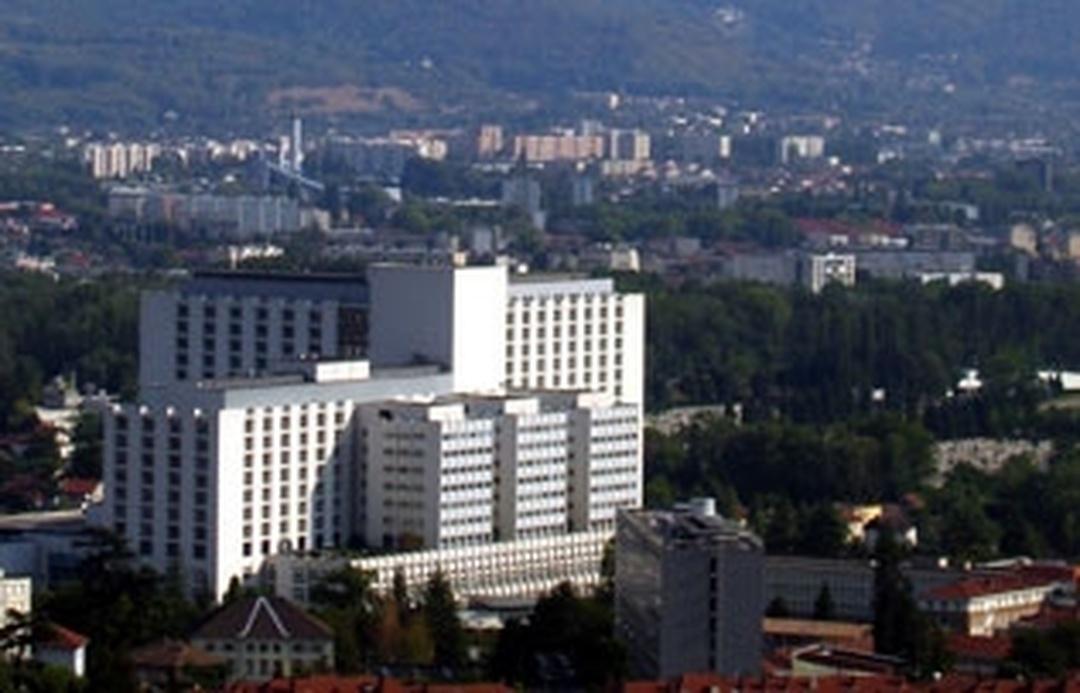 Hospital - Centre Hospitalier Universitaire Grenoble Alpes , La Tronche