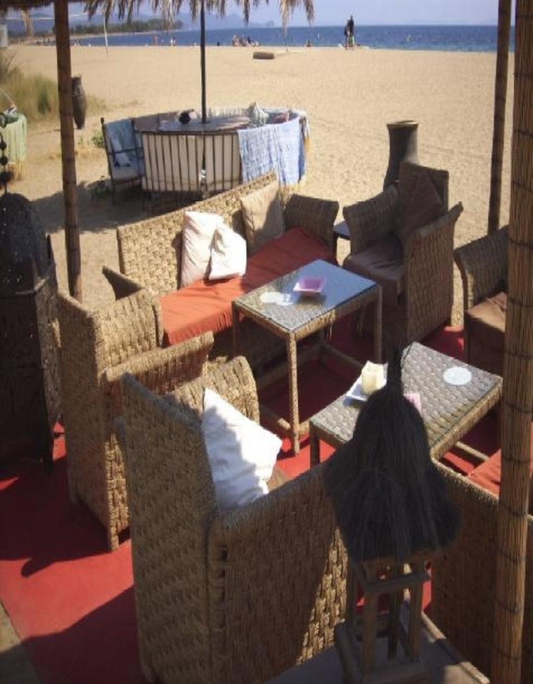 Restaurante - La Baie des Vahinés , Hyères