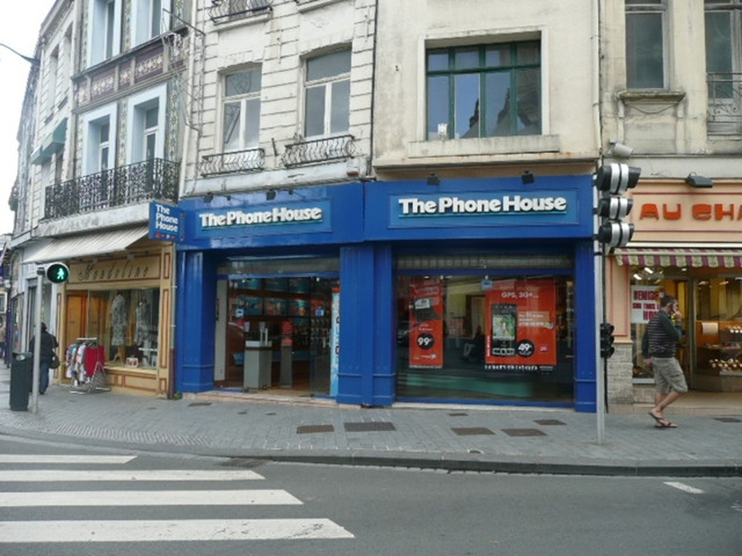 Photo of the February 5, 2016 6:49 PM, The Phone House, 68-70 RUE Desire Delansorme, 62000 Arras, France