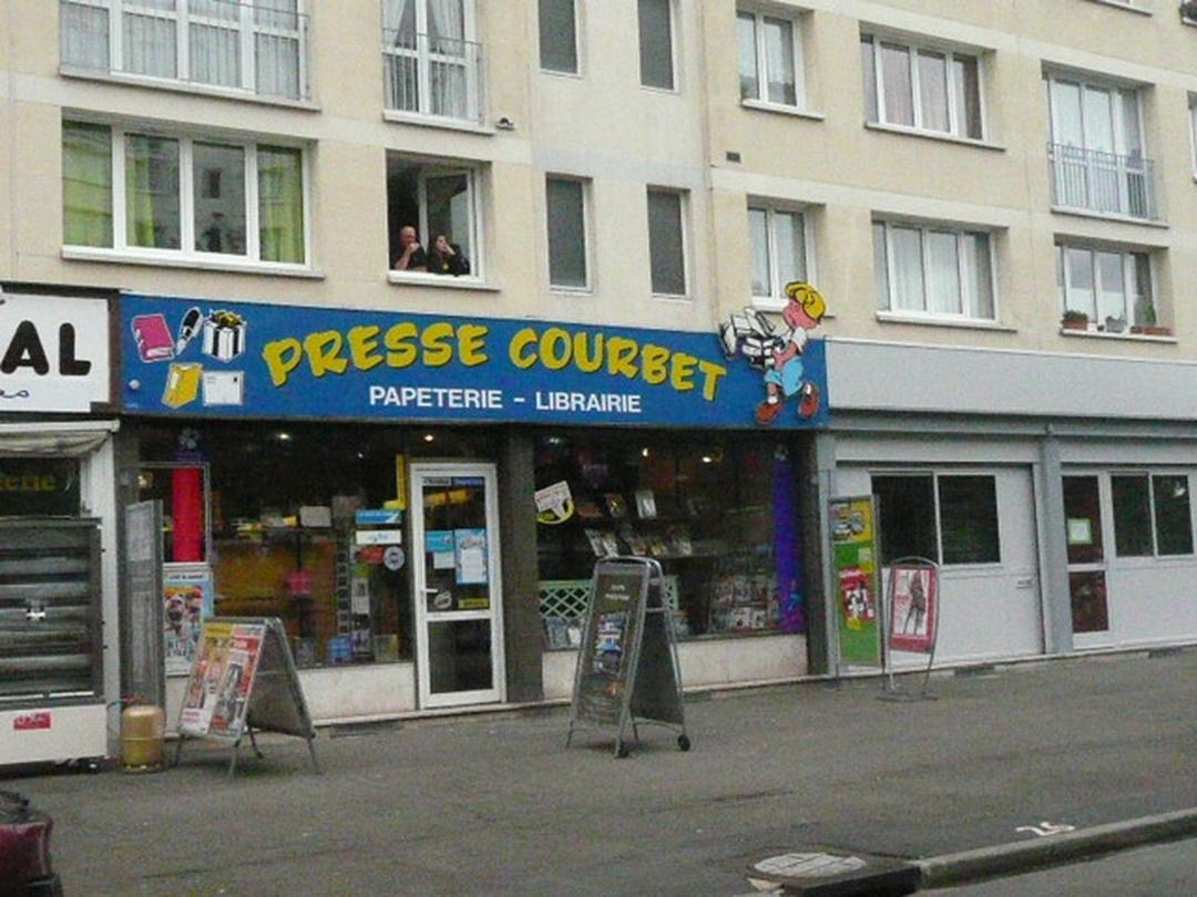 Foto del 5 de febrero de 2016 18:49, Presse Courbet, 12 Place Courbet, 62000 Arras, France