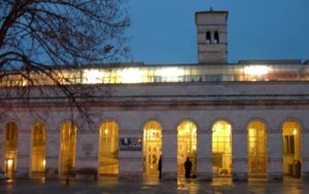 Foto vom 5. Februar 2016 18:49, Conservatory Gabriel Fauré, 3 Place Henri Dunant, 16000 Angoulême, Frankreich