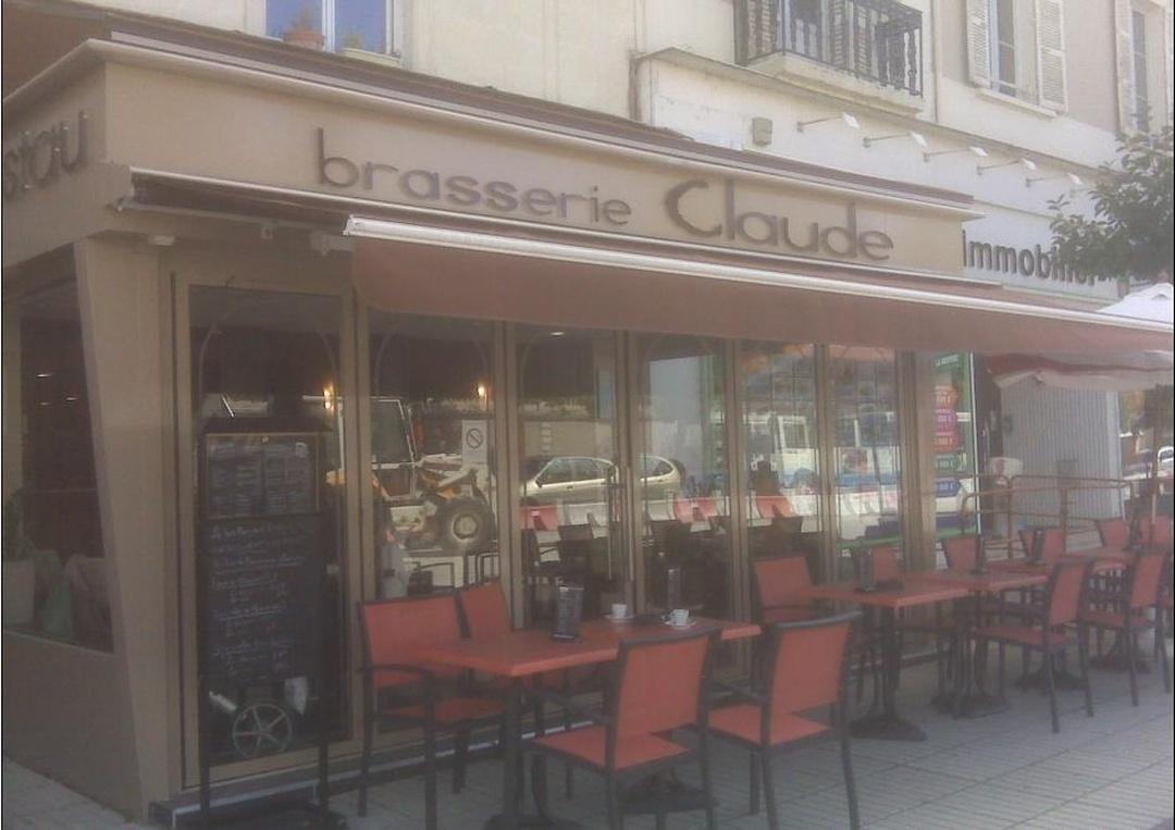 Restaurant - BRASSERIE CLAUDE , Angers
