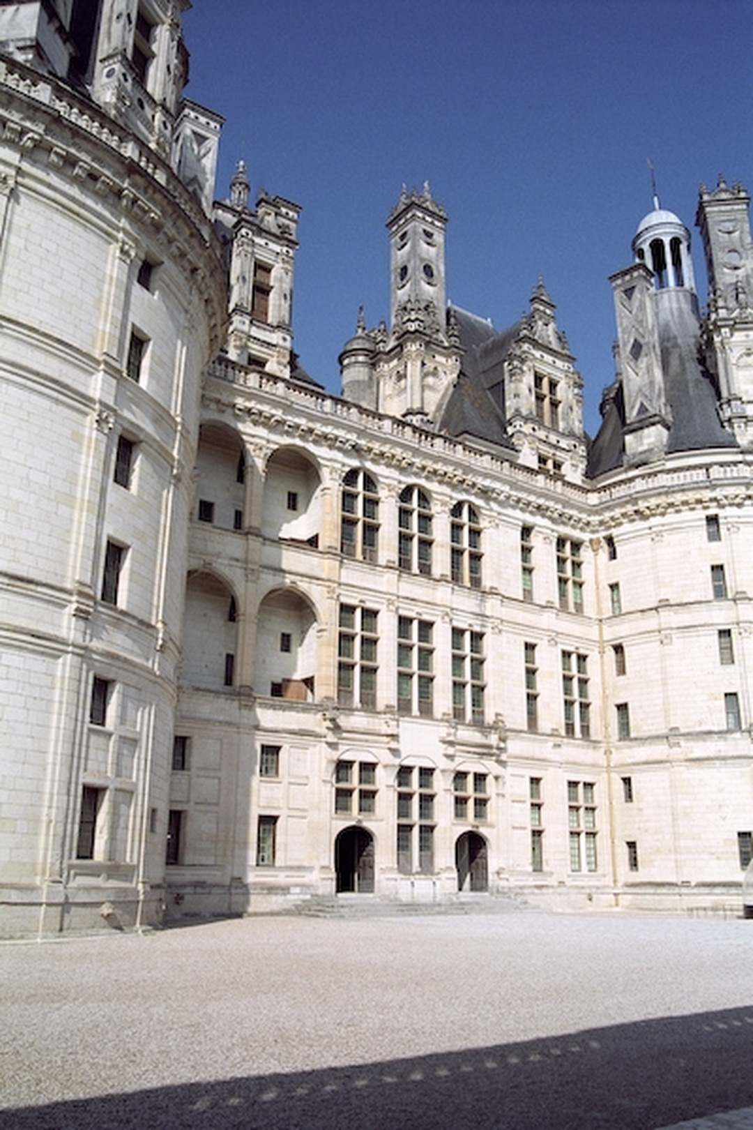 Photo of the February 5, 2016 6:50 PM, Château de Chambord, Château, 41250 Chambord, France