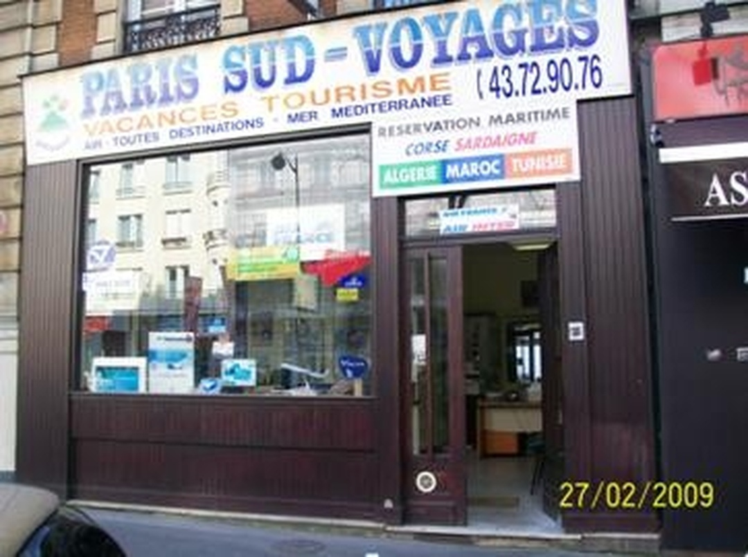 Photo du 5 février 2016 18:50, Paris Sud Voyages, 250 Rue du Faubourg Saint-Antoine, 75012 Paris, France
