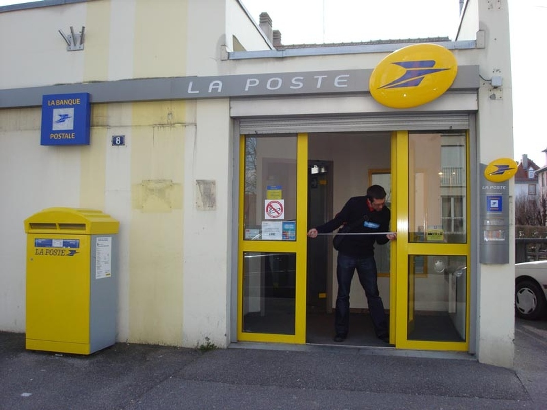 Post Office - La Poste Mulhouse Drouot , Mulhouse