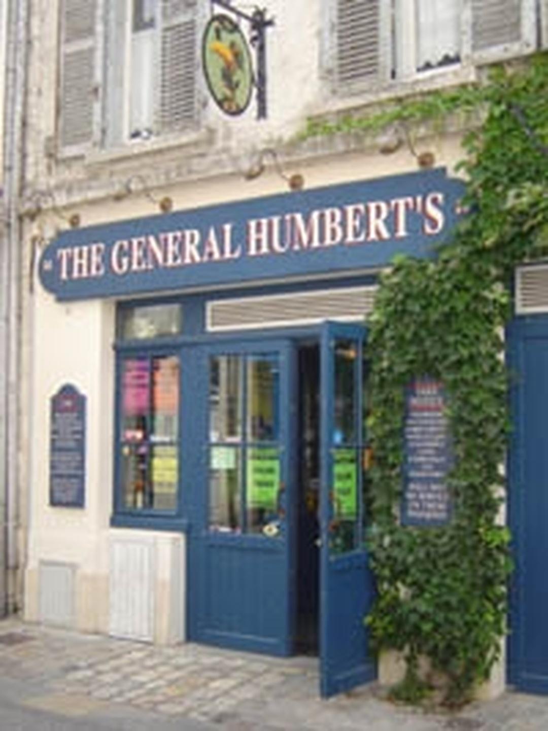 Foto del 5 de febrero de 2016 18:50, The general Humbert's, 14 Rue Saint-Nicolas, 17000 La Rochelle, Francia