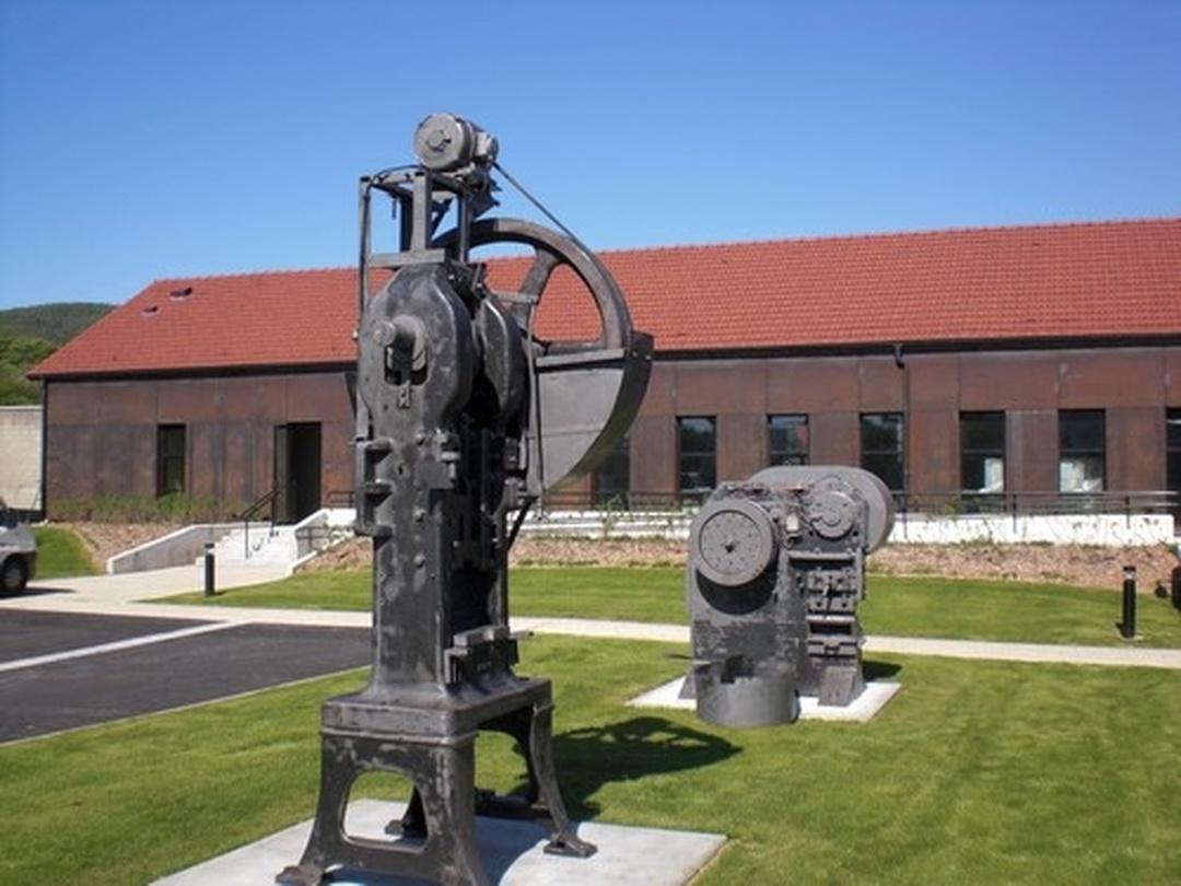 Foto del 5 de febrero de 2016 18:50, Musée de la Metallurgie Ardennaise, 103 Rue de la Vallée, 08120 Bogny-sur-Meuse, Francia