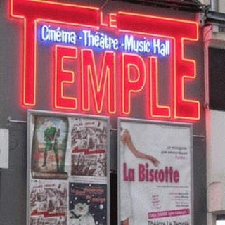 Foto vom 5. Februar 2016 18:50, Apollo Théâtre, 18 Rue du Faubourg du Temple, 75011 Paris, France