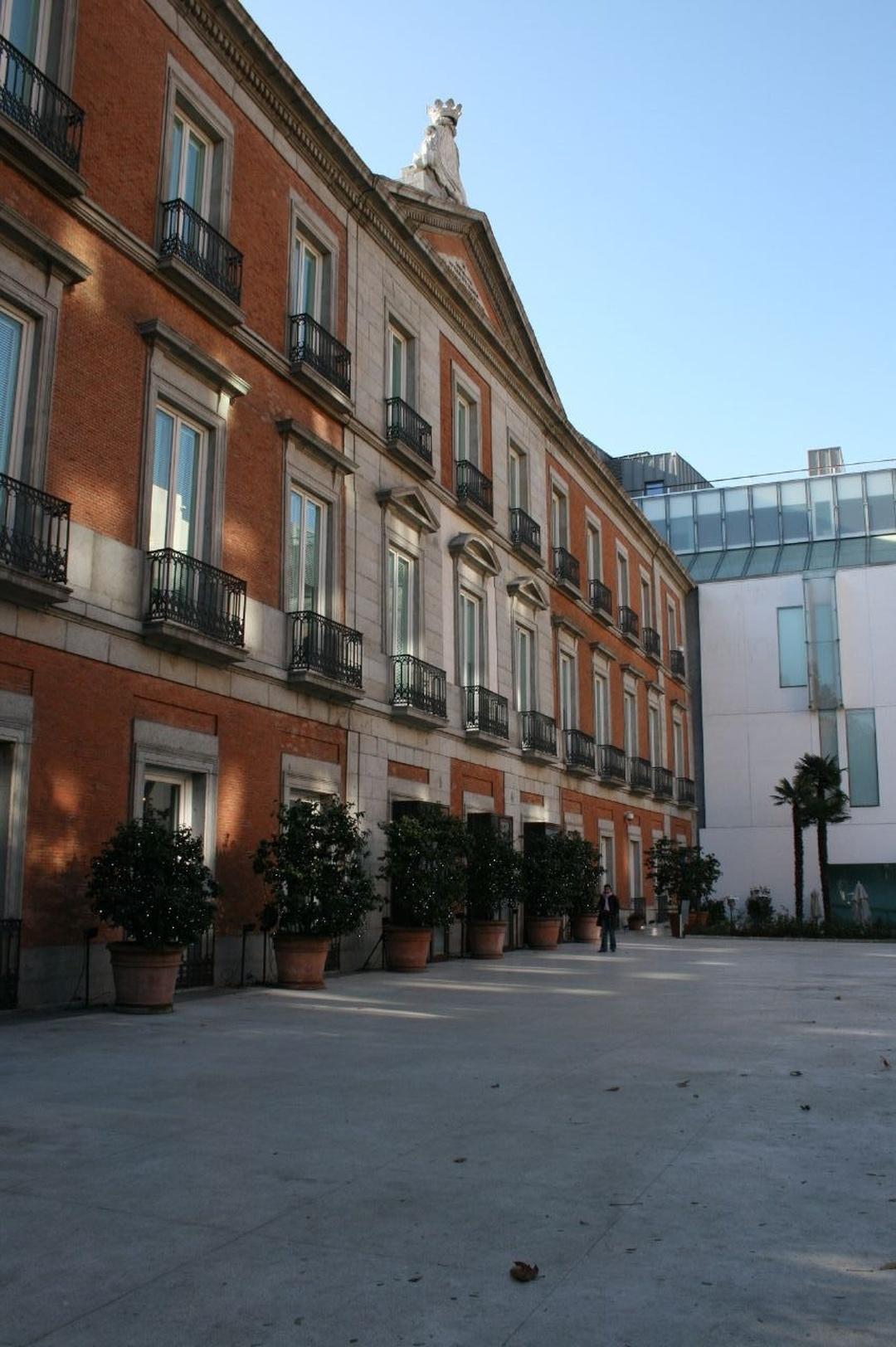 Photo of the February 5, 2016 6:50 PM, Thyssen-Bornemisza Museum, Paseo del Prado, 8, 28014 Madrid, Spain
