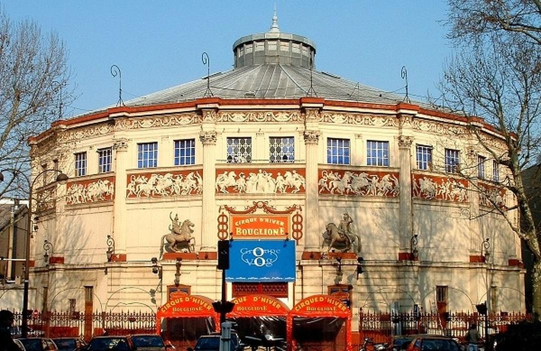 Photo du 5 février 2016 18:50, Cirque d'hiver Bouglione, 110 Rue Amelot, 75011 Paris, France