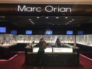 Photo du 26 août 2016 09:25, Marc Orian, Forum des Halles, Rue de l'Arc en Ciel, 75001 Paris, Frankreich