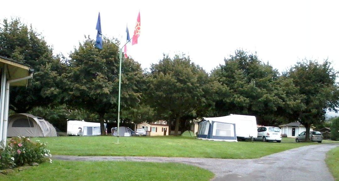 Foto del 14 de agosto de 2016 15:07, Camping Valley Thore, Chemin de la Lamberthe, 81240 Saint-Amans-Soult, Francia