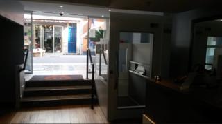 Foto vom 5. Februar 2016 18:57, Hôtel Hoche, 14 Rue Hoche, 06400 Cannes, France