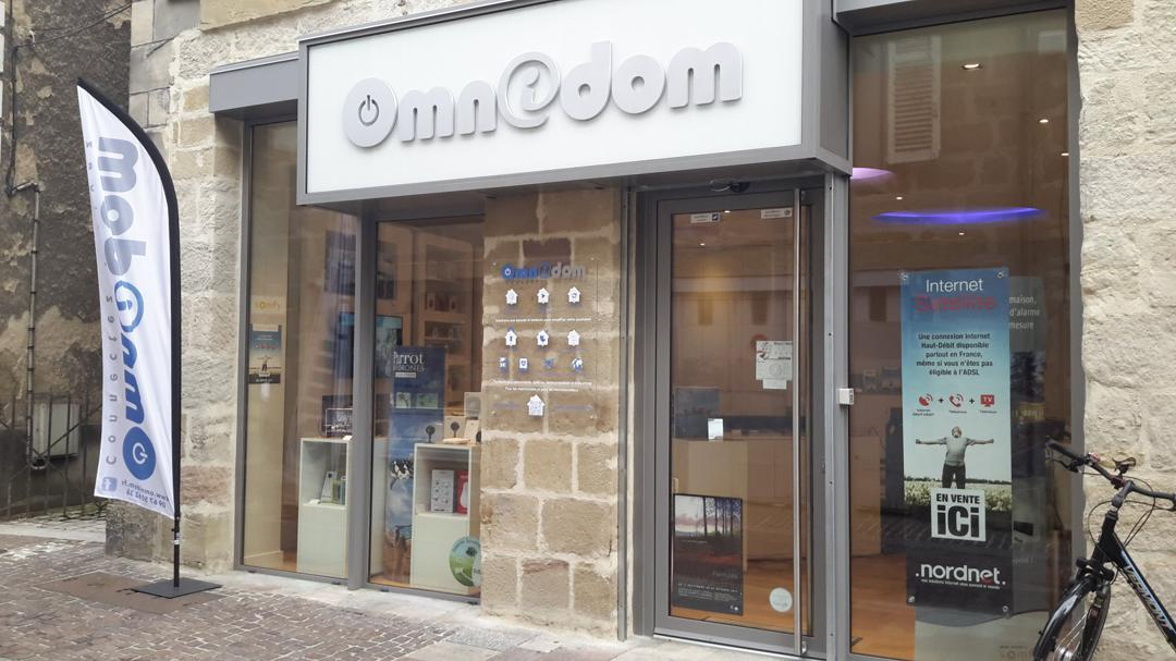 Photo of the May 24, 2016 10:49 PM, Omnidom, 7 Rue Maillard, 19100 Brive-la-Gaillarde, France