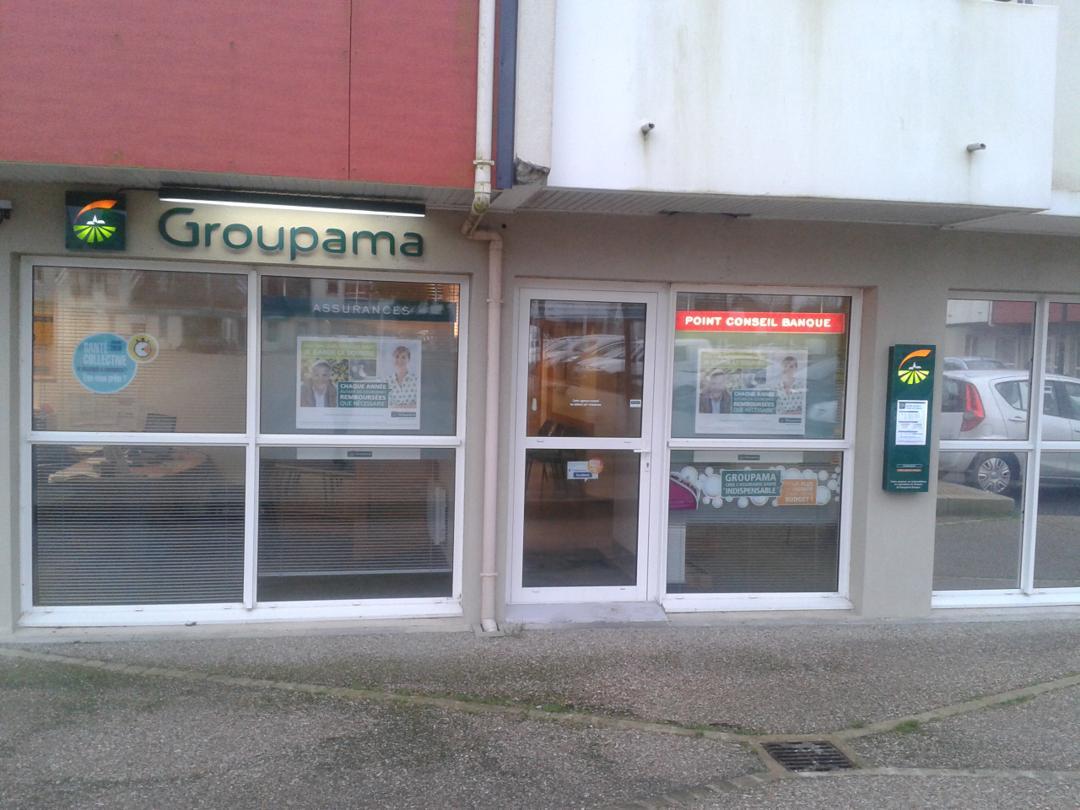 Foto del 5 de febrero de 2016 18:57, Agentie Groupama Asigurari, 28 Place du Commerce, 29280 Plouzané, Francia