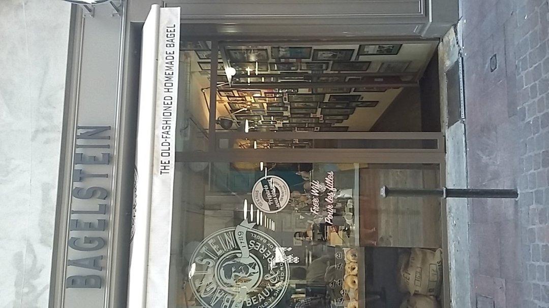 Foto del 10 de septiembre de 2016 14:57, Bagelstein, 30 Rue des Filatiers, 31000 Toulouse, Francia