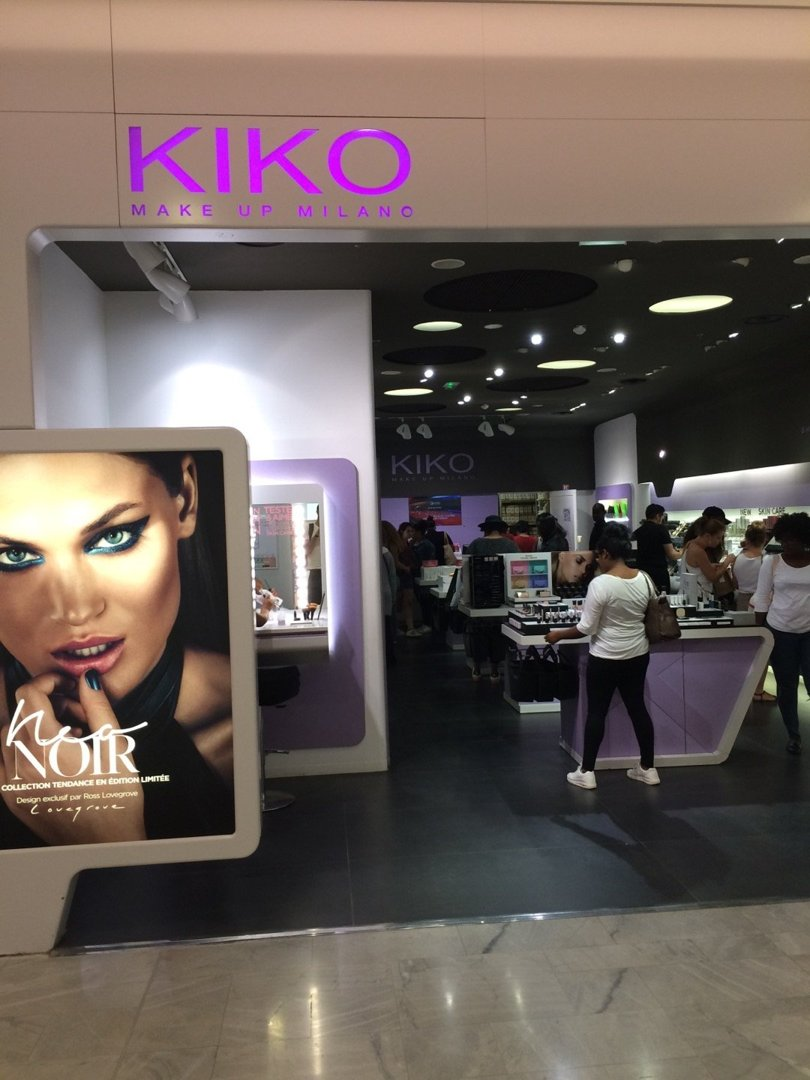 Photo of the August 26, 2016 12:34 PM, KIKO, 370, Forum des Halles, 101 Rue Rambuteau, 75001 Paris, France