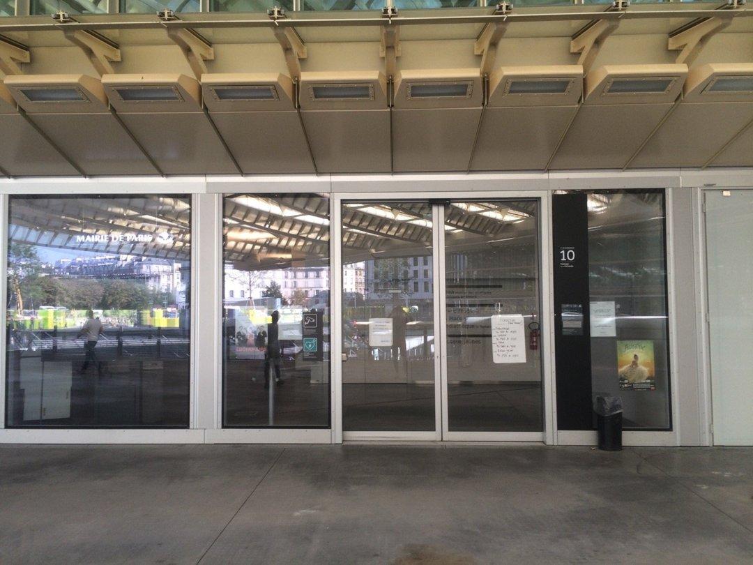 Photo du 26 août 2016 08:42, Kiosque Jeunes la Canopée, 10 Passage de la Canopée, 75001 Paris, France