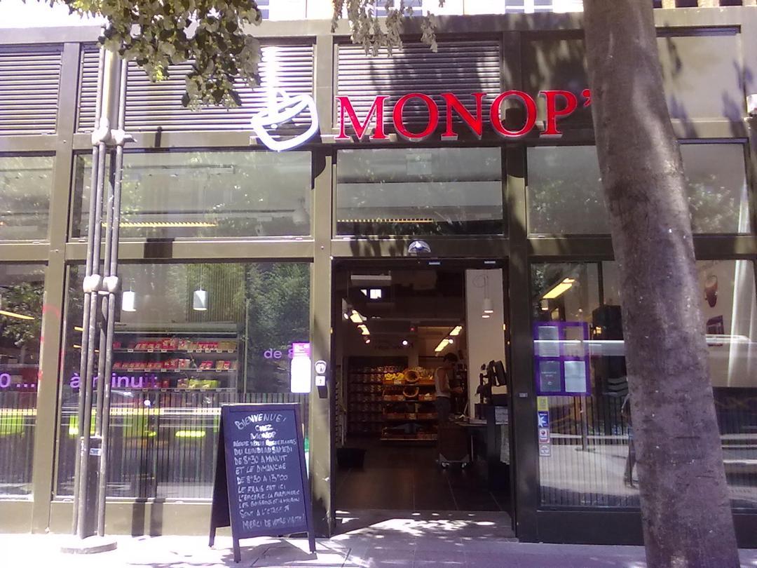 Foto vom 5. Februar 2016 18:52, Monop, 31000 Toulouse, France