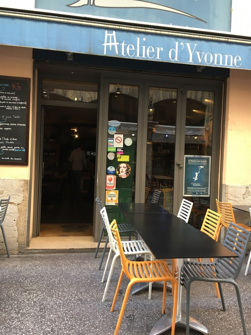 Photo du 18 octobre 2016 14:09, L'Atelier d'Yvonne, 6 Rue des Marronniers, 69002 Lyon, France