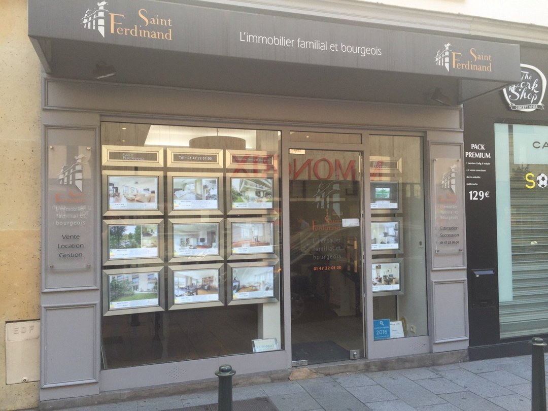 Photo du 26 août 2016 09:06, Saint Ferdinand Immobilier, 3 Rue des Huissiers, 92200 Neuilly-sur-Seine, France