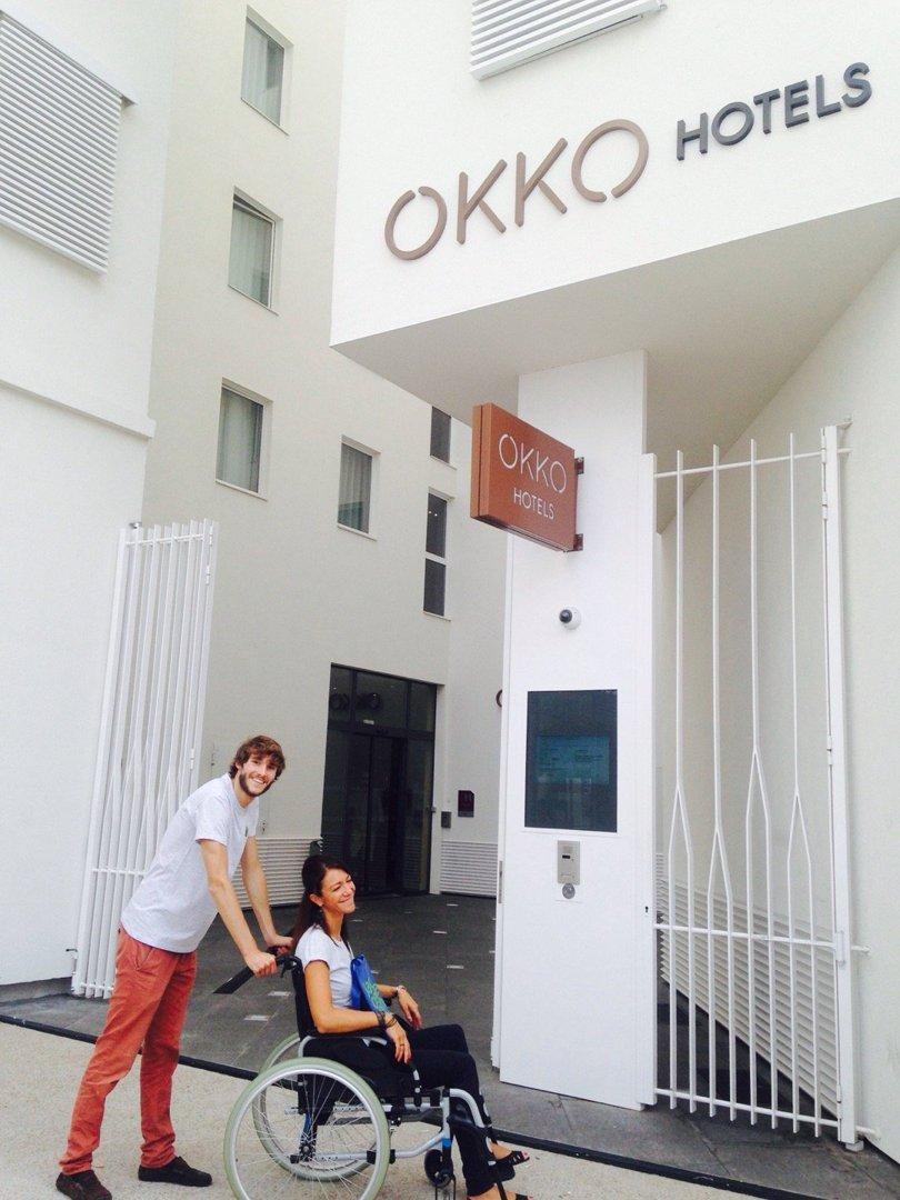 Photo of the September 9, 2016 8:43 AM, OKKO HOTELS Cannes Centre, 6bis Place de la Gare, 06400 Cannes, France
