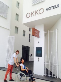 Foto vom 9. September 2016 08:43, OKKO HOTELS Cannes Centre, 6bis Place de la Gare, 06400 Cannes, France