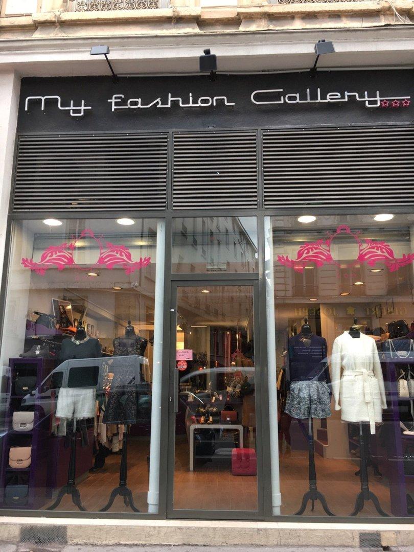 Foto vom 18. Oktober 2016 13:44, My Fashion Gallery, 3 Rue de la Barre, 69002 Lyon, Frankreich