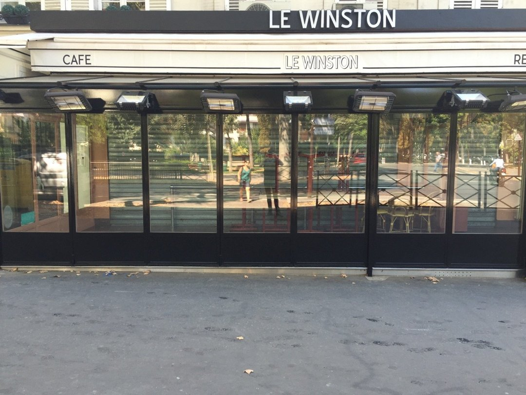 Foto del 26 de agosto de 2016 11:41, Le Winston, 91 Avenue du Roule, 92200 Neuilly-sur-Seine, Francia
