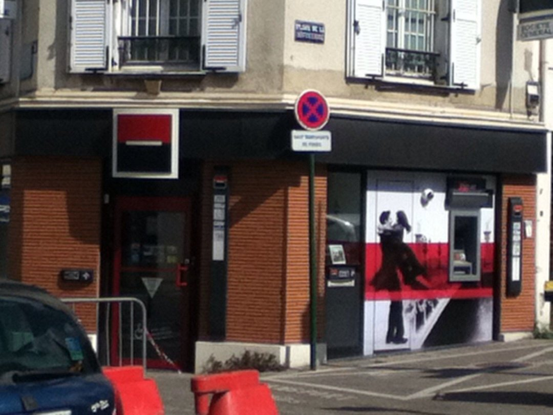 Photo of the August 9, 2016 10:39 AM, Société Générale, 2 Avenue Henri Ravera, 92220 Bagneux, France