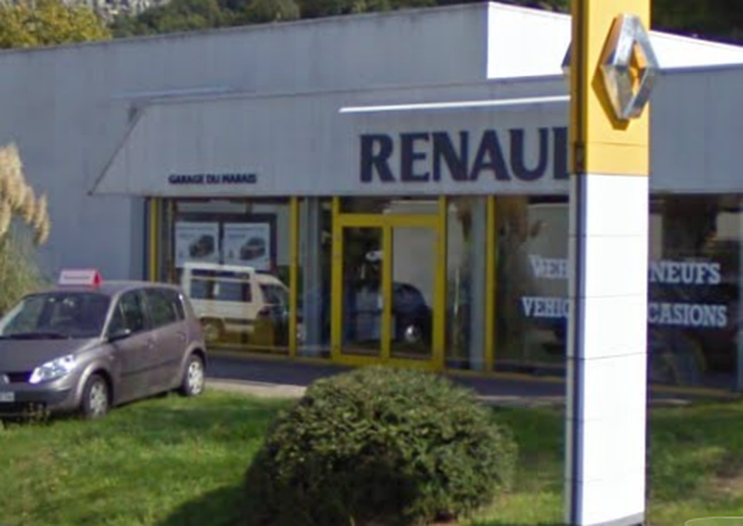 Photo of the February 5, 2016 6:52 PM, GARAGE RENAULT DACIA MEYTHET, 46 Route de Frangy, 74960 Meythet, France