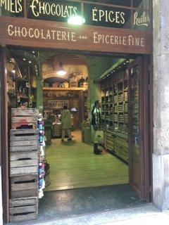 Photo du 6 octobre 2016 13:57, Le comptoir de Mathilde - Chocolaterie & Épicerie Fine, 15 ter Rue Saint-Jean, 69005 Lyon, France