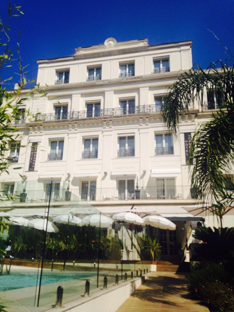 Photo du 9 septembre 2016 10:18, HOTEL LE CANBERRA CANNES, 120 Rue d'Antibes, 06400 Cannes, France
