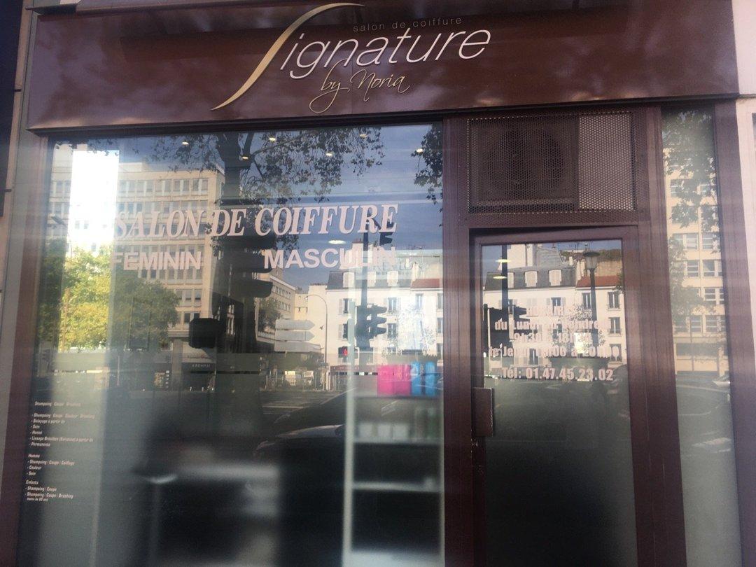 Foto vom 26. August 2016 13:41, Signature By Noria, 133 Avenue Charles de Gaulle, 92200 Neuilly-sur-Seine, Frankreich
