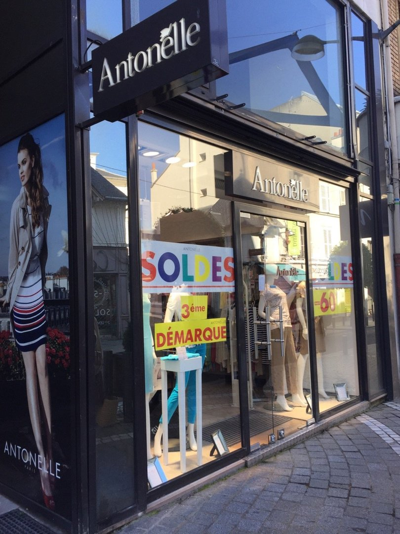 Photo du 7 juillet 2016 07:58, Antonelle, 31 Rue du Général de Gaulle, 95880 Enghien-les-Bains, France