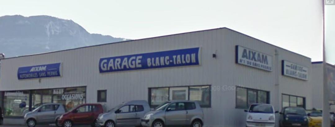 Photo du 5 février 2016 18:52, Garage Blanc Talon, 30 Impasse Lavoisier, 73100 Grésy-sur-Aix, France