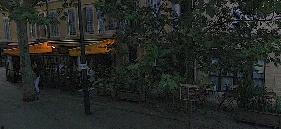 Photo of the February 5, 2016 6:53 PM, Le Terminus, 58 Cours Mirabeau, 13100 Aix-en-Provence, France