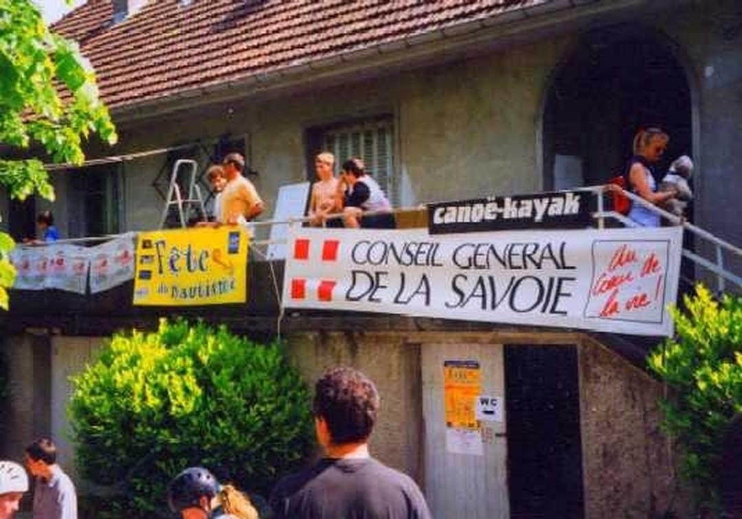 Cultural Center - Chanbery -Le Bourget Canoë-Kayak Association , Le Bourget-du-Lac