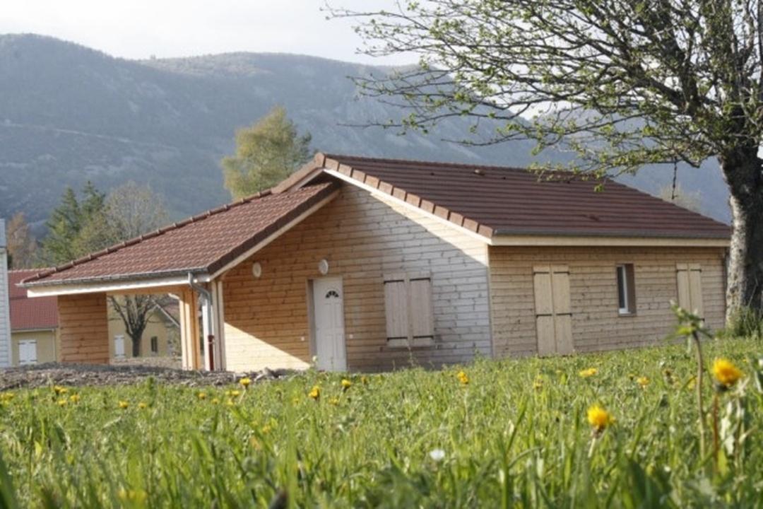 Lodge - Le Pas d'Item , Vassieux-en-Vercors