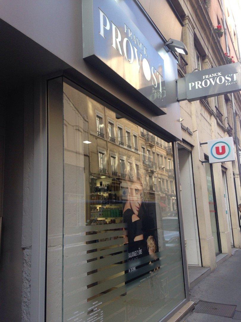 Foto del 18 de octubre de 2016 14:07, Franck Provost, 1 Cours Vitton, 69006 Lyon, Francia