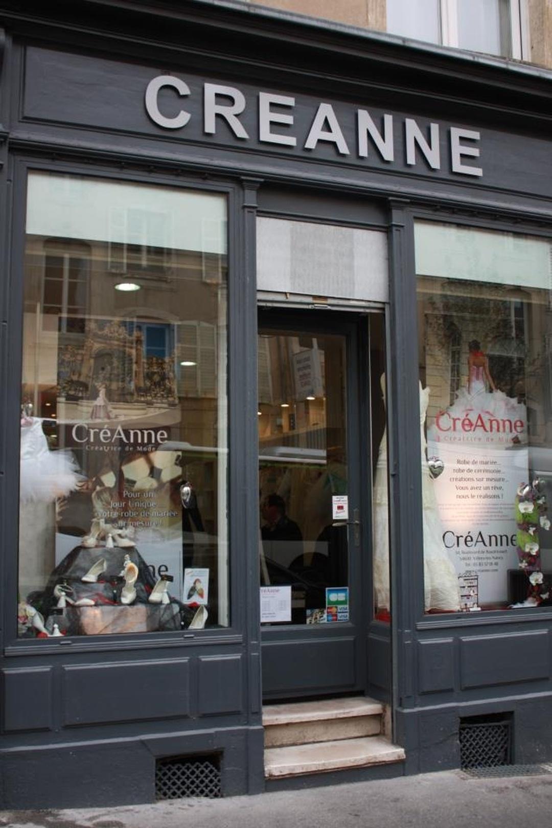 Foto vom 5. Februar 2016 18:55, CréAnne - Fashion House, 13 Rue des Carmes, 54000 Nancy, Frankreich