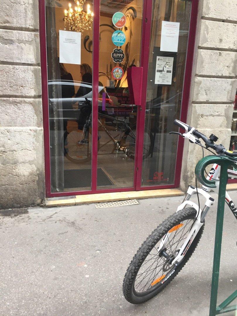 Photo du 18 octobre 2016 13:29, L'Atelier, 15 Rue Lanterne, 69001 Lyon, France