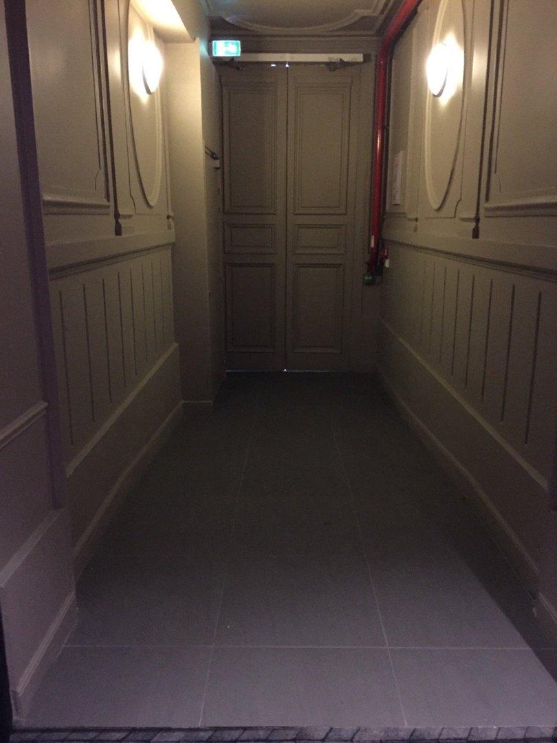Foto del 9 de septiembre de 2016 9:35, Best Western Premier Opéra Faubourg, 49-51 Rue la Fayette, 75009 Paris, Francia