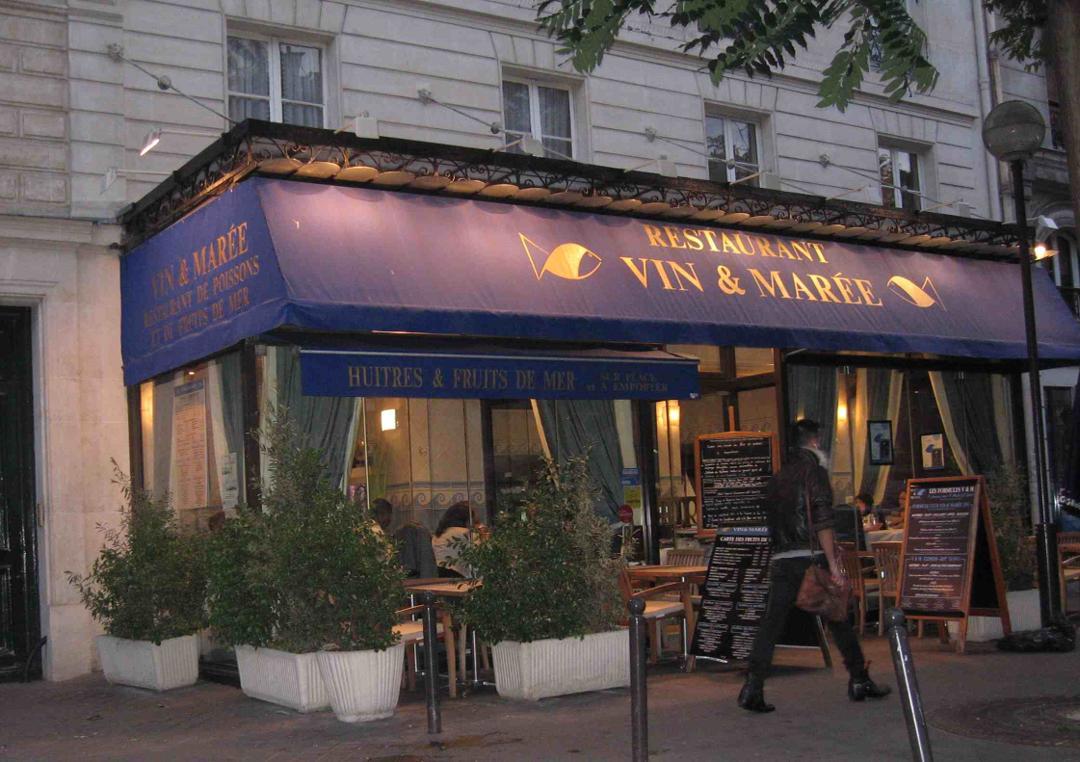 Photo du 5 février 2016 18:52, Vin & Marée Voltaire Nation, 276 Boulevard Voltaire, 75011 Paris, France