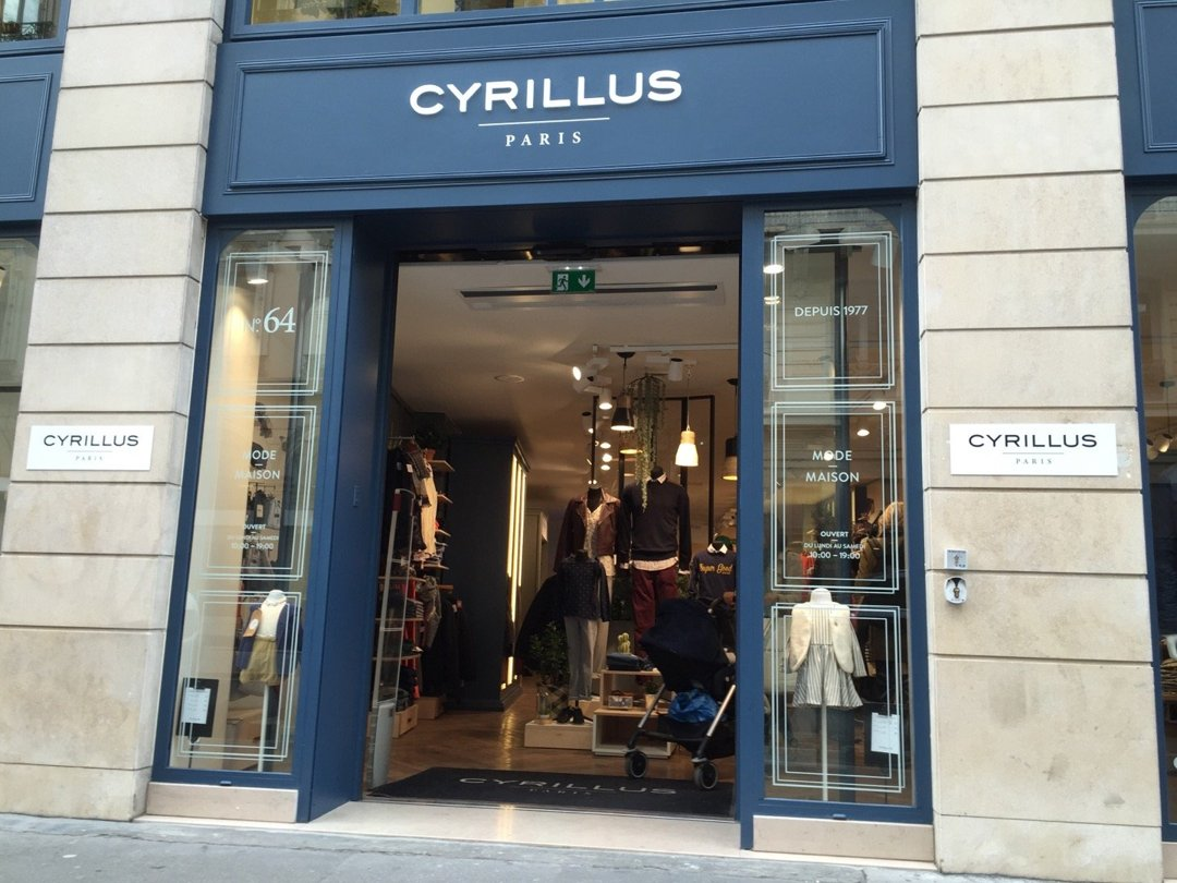 Photo du 6 octobre 2016 13:55, Cyrillus, 64 Rue du Président Edouard Herriot, 69002 Lyon, France