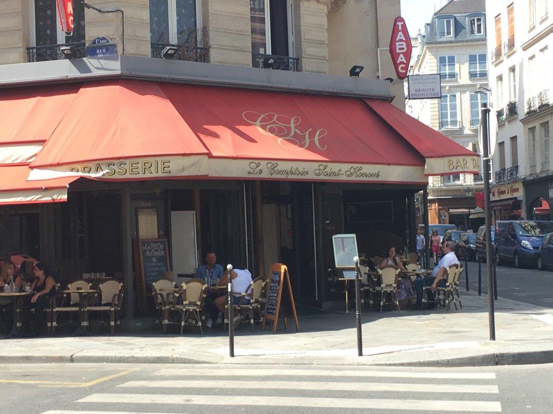 Photo du 26 août 2016 12:05, Comptoir Saint-Honoré, Francia, 63 Rue Saint Honoré, 75001 Paris, France