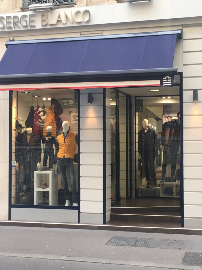Clothing Store - Serge Blanco , Lyon