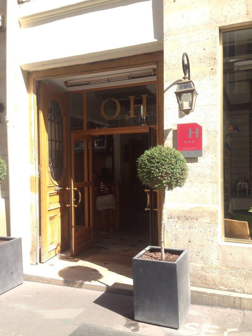 Photo du 9 septembre 2016 12:51, Odéon Hôtel, 3 Rue de l'Odéon, 75006 Paris, France
