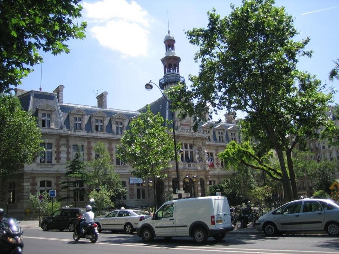 Foto del 5 de febrero de 2016 18:51, Caisse des écoles du 12ème Arrondissement, 130 Avenue Daumesnil, 75012 Paris, Francia
